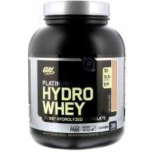 Optimum Platinum Hydro Whey, 1,59 кг - Торт