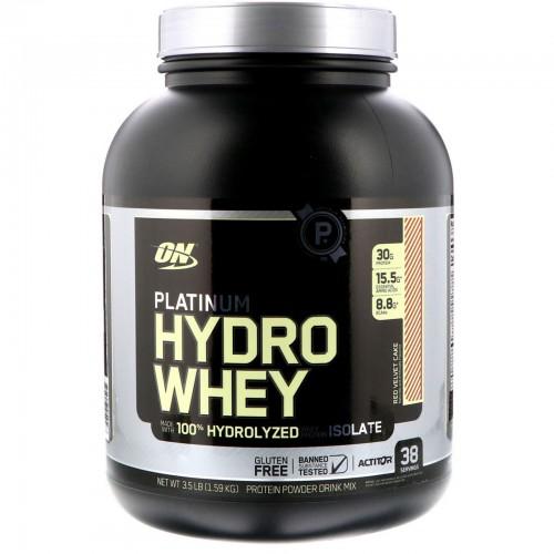 Optimum Platinum Hydro Whey, 1,59 кг - Торт