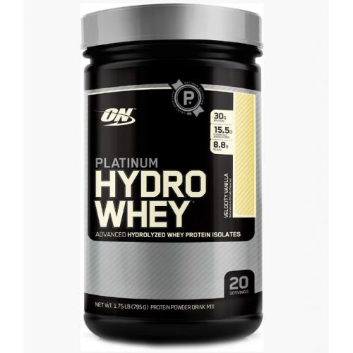 Optimum Platinum Hydro Whey, 795 г - Ваниль