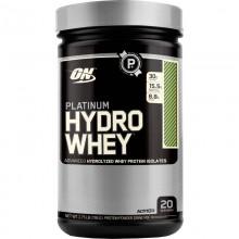 Optimum Platinum Hydro Whey, 795г - Шоколад с арахисовым маслом