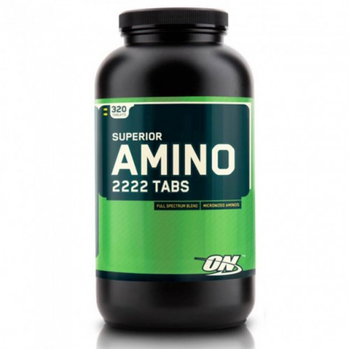 Optimum Superior Amino 2222 320 таблеток