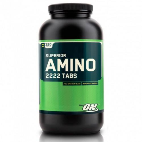 Optimum Superior Amino 2222 320 таблеток