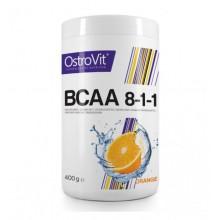 OstroVit Bcaa 8-1-1, 400 грамм - Апельсин
