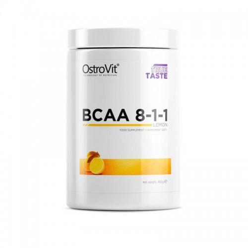 OstroVit Bcaa 8-1-1, 400 грамм - Лимон