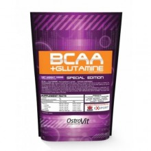 OstroVit BCAA + Glutamine, 1000 грамм