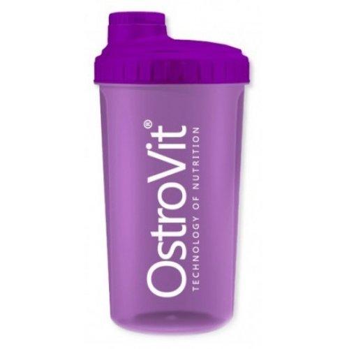 Ostrovit шейкер 700 мл - фиолетовый
