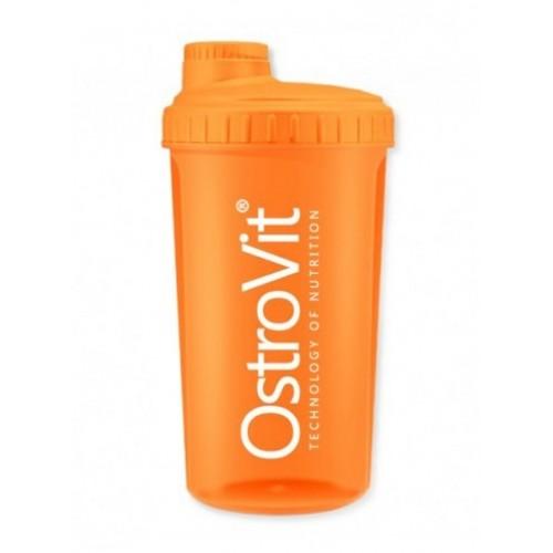 Ostrovit шейкер 700 мл - оранжевый