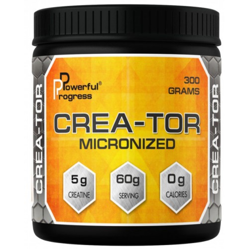 Powerful Progress Crea-Tor Micronized, 300 г