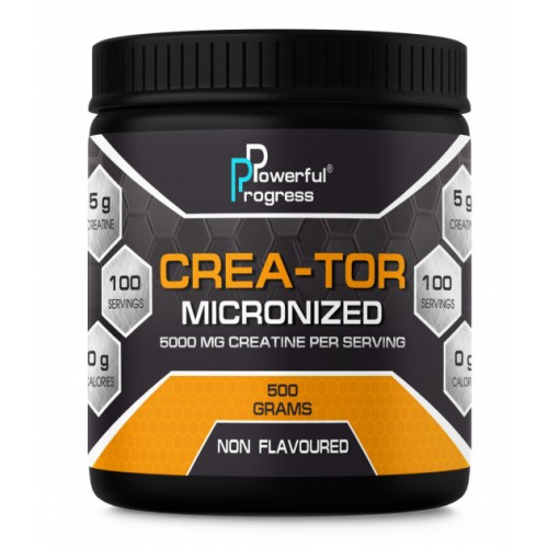 Powerful Progress Crea-Tor Micronized, 500 г