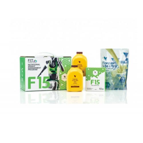 Программа F15 для похудения Форевер - Ваниль