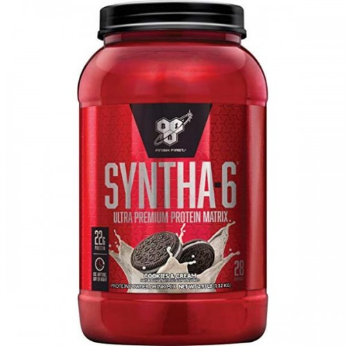 Протеин BSN Syntha-6, 1320 грамм - Печенье со сливками