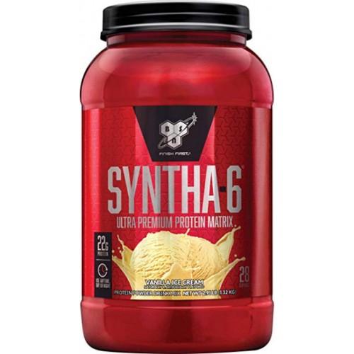 Протеин BSN Syntha-6, 1320 грамм - Ваниль