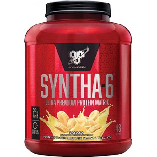 Протеин BSN Syntha-6, 2.27 кг - Банан