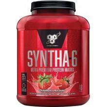 Протеин BSN Syntha-6, 2.27 кг - Клубника