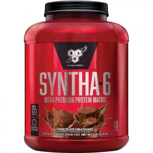 Протеин BSN Syntha-6 2.27 кг Молочный шоколад