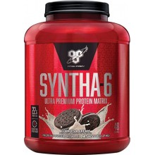Протеин BSN Syntha-6, 2.27 кг - Печенье со сливками