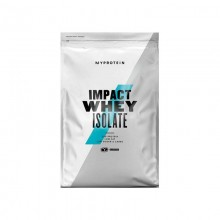 Протеин MyProtein Impact Whey Isolate, 1 кг - Банан
