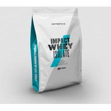 Протеин MyProtein Impact Whey Isolate, 5 кг - Шоколад-карамель