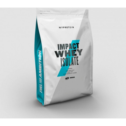 Протеин MyProtein Impact Whey Isolate, 5 кг - Карамель