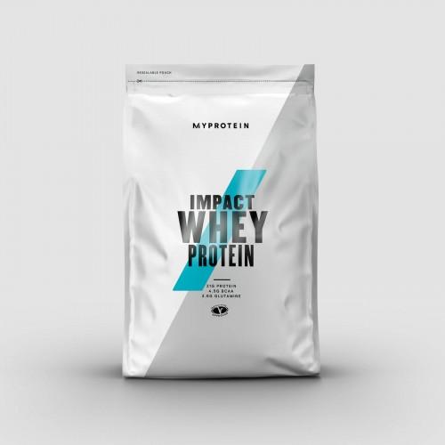 Протеин MyProtein Impact Whey Protein, 2,5 кг - Клубника