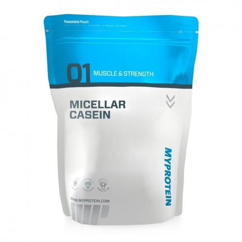Протеин MyProtein Micellar Casein, 2,5 кг - Клубника