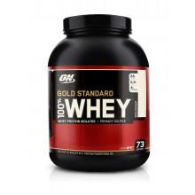 Протеин Optimum Gold Standard 100% Whey, 2.27 кг - Белый шоколад