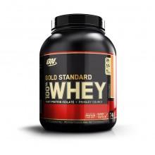 Протеин Optimum Gold Standard 100% Whey, 2.27 кг - Тропический пунш