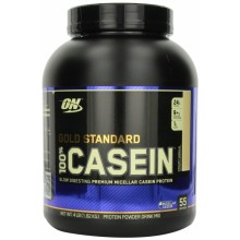 Протеин Optimum Nutrition 100% Casein Gold Standard, 1818 г - Ваниль