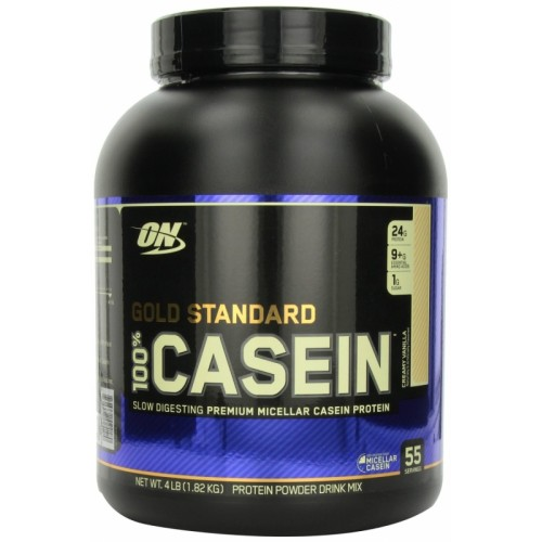 Протеин Optimum Nutrition 100% Casein Gold Standard, 1818 г - Ваниль