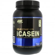 Протеин Optimum Nutrition 100% Casein Gold Standard, 909 г - Шоколад
