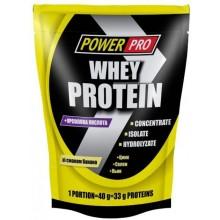 Протеин Power Pro Whey Protein 1 кг Банан