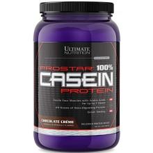 Ultimate Prostar 100% Casein Protein, 907 г - Шоколад