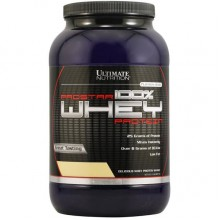 Ultimate Prostar Whey Protein, 907 г - Банан