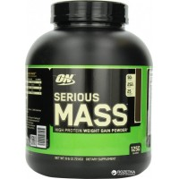 Гейнер Optimum Nutrition Serious Mass 2.72 кг - Шоколад