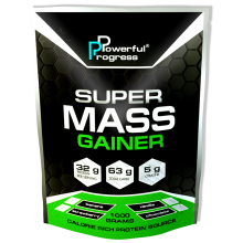 Super Mass Gainer, 1 кг - Банан