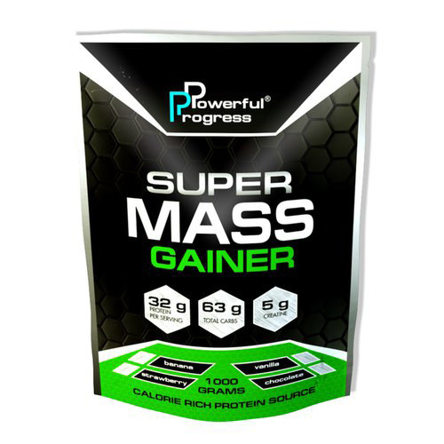 Super Mass Gainer, 2 кг - Кокос