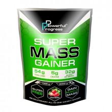 Super Mass Gainer, 2 кг - Клубника