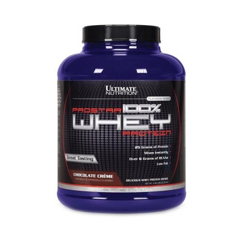 Ultimate Prostar Whey Protein, 2390 г - Шоколад