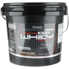 Ultimate Prostar Whey Protein, 4540 г - Шоколад