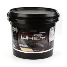Ultimate Prostar Whey Protein, 4540 г - Ваниль