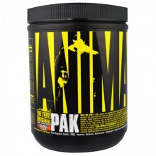 Universal Animal Pak Powder 369 грамм - Апельсин