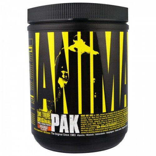 Universal Animal Pak Powder 369 грамм - Вишня