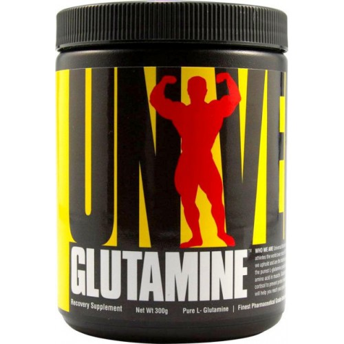 Universal Glutamine Powder, 300 грамм