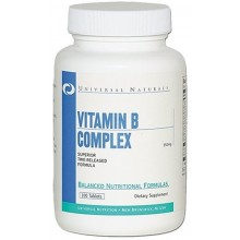Universal Vitamin B Complex 100 таблеток