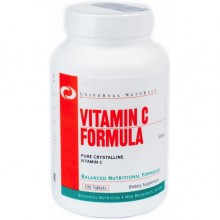 Universal Vitamin C Formula 100 таблеток
