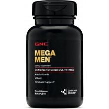 Витамины GNC Mega Men 90 капсул
