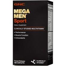 Витамины GNC Mega Men Sport 180 капсул