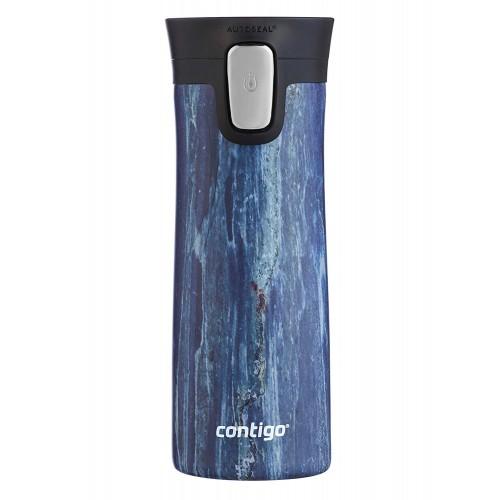 Термокружка Contigo Pinnacle Couture Blue Slate 415 мл
