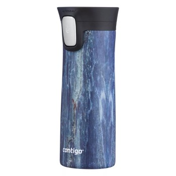 Термокружка Contigo Pinnacle Couture Blue Slate 415 мл