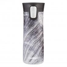 Термокружка Contigo Pinnacle Couture Black Shell 415 мл